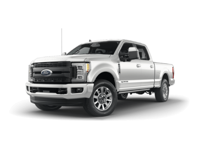 New 2019 Ford Superduty Limited Truck Baytown